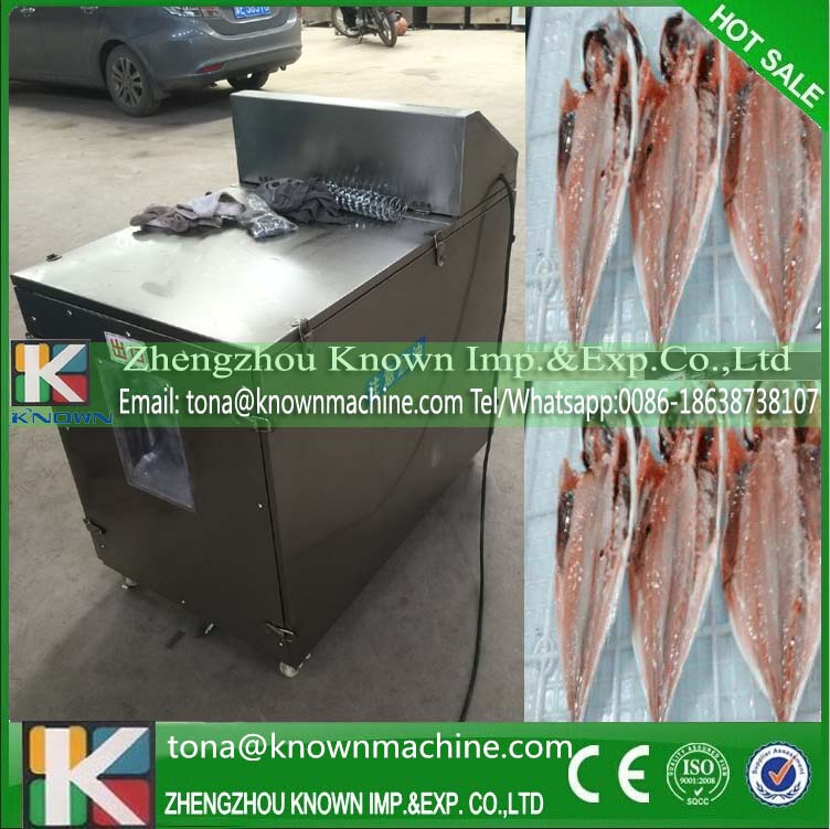 2.2kw CE ISO Stainless steel automatic fish cutter machine commercial CFR price by sea