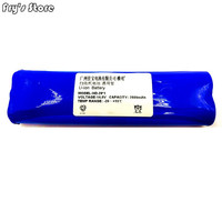 14.8V 2800mAh 18650 Lithium Ion rechargeable battery for Philips Robotics Vacuum cleaner FC8820 FC8810 Vacuum cleaner