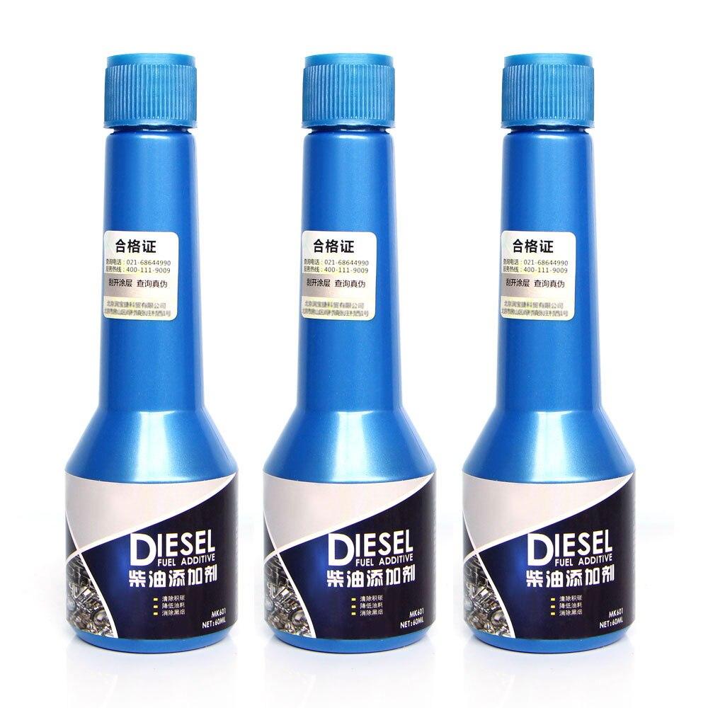 Mirka Diesel Additif de Carburant Diesel Injecteur Cleaner Diesel Saver Additif D'huile Energy Saver un Amélioreur de Cétane 60 ml Améliorer 8.8UK Gal