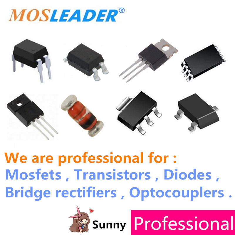 Mosleader Components Samples for testing Components list Please contact customer service to adjust the price High