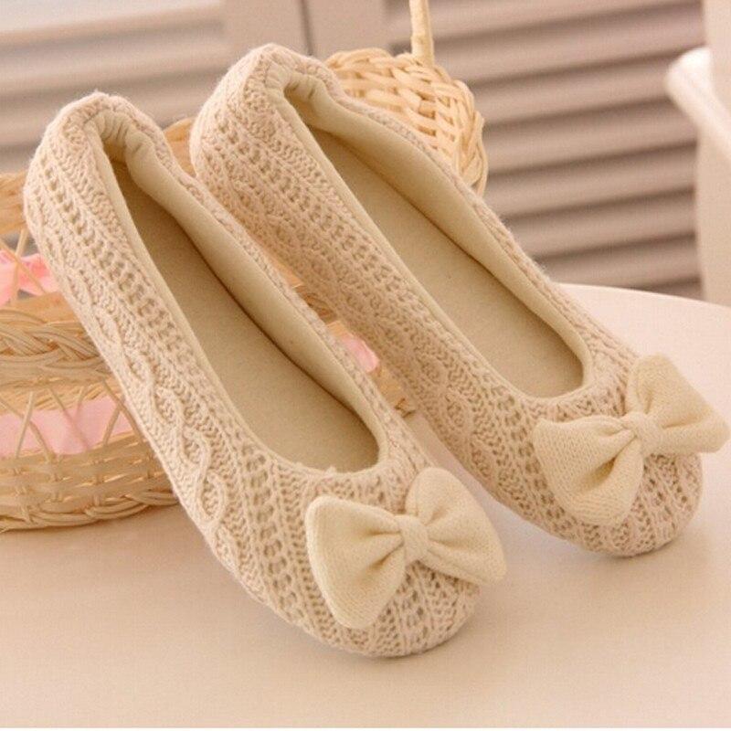 Ladies Home Floor Soft Indoor Slippers Non-slip Bottom Cotton-Padded Bow Women Shoes Female Cashmere Warm Casual Shoes доборная планка verda облицованная шпоном 2150х200х10 мм орех