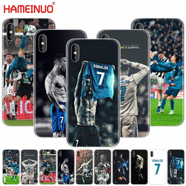 Hameinuo Cristiano Ronaldo Wallpaper 2018 Cell Phone Cover Case For