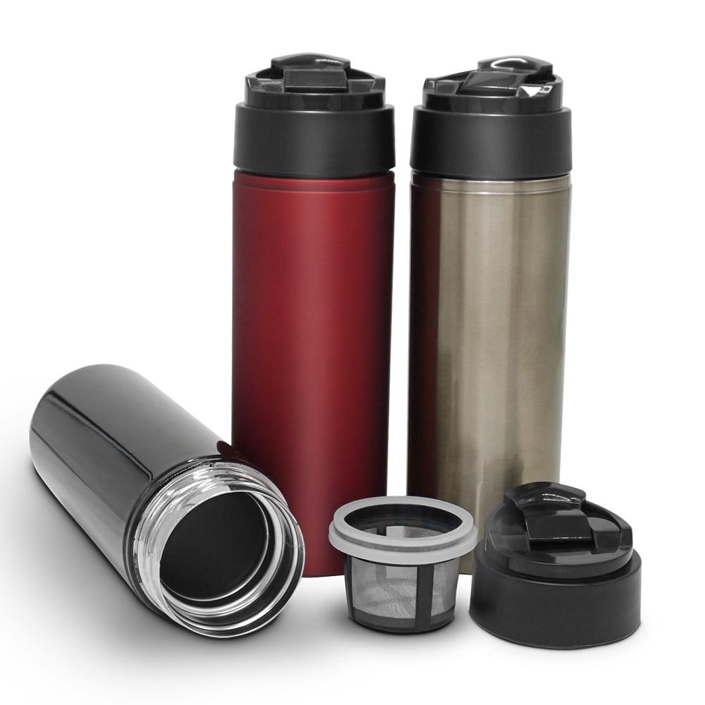 370ML Manual Coffee Maker hand espresso maker mini coffee machine coffee pot portable for ...