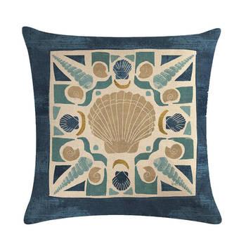 Boho Geometric Cushion Cover