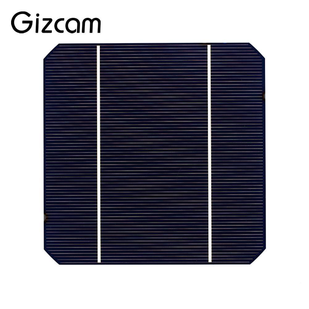Electrical Solar Panel Cell Multifunctional 3.6W DIY Solar Cells High Efficiency 10pcs/Bag DIY Solar Panel