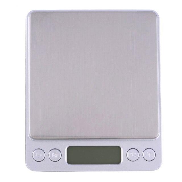 500g x 0,01g Digital Küche zählen Wiegen elektronische waagen ...