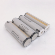 4pcs/lot New Original For Panasonic Protected 18650 NCR18650BD 3.7V 3200mAh 10A discharge Li-Ion Battery with PCB e-cigs