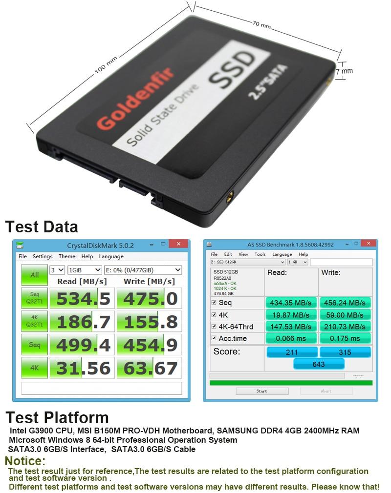 SSD 512