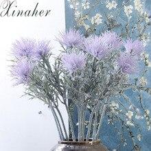 Цветы чертополоха фото