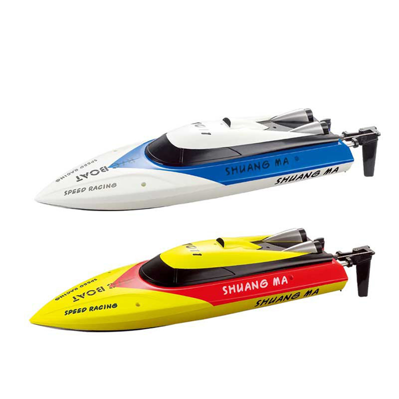 Newest Large 7011 RC Boat High Speed 25-30KM/H Remote Control Speed Boat Water Cooling System vs F16610 FT010 Best Xmas Gift
