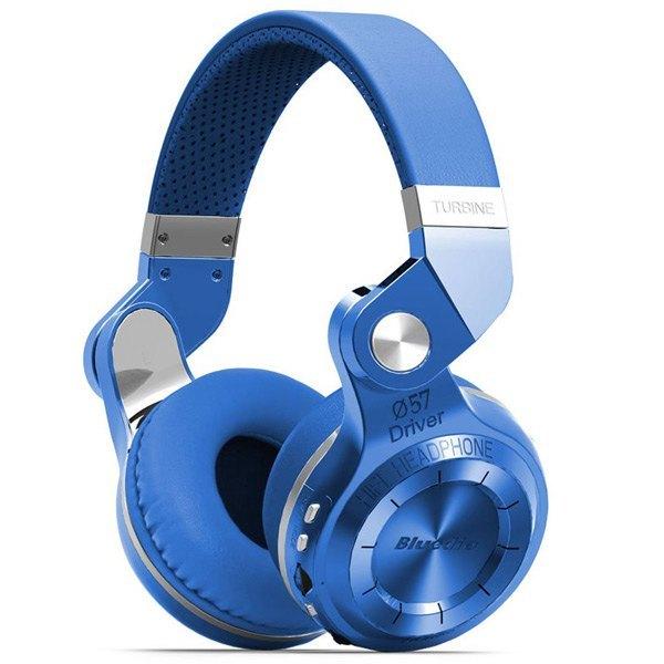 Bluedio t2 + moda dobrável stretchable fones de ouvido bluetooth bt 4.1 suporte fm radio & cartão sd funções music & phone chamadas