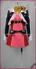 2016 Tales of Zestiria Rose Cosplay Costume Uniform