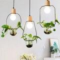 Скандинавские подвесные светильники для столовой  кофейни  подвесной светильник для ресторана  бара  лампы без завода