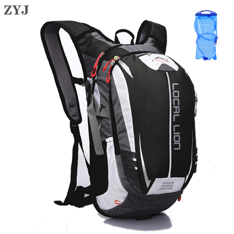 ZYJ Cycling Hiking Hydration Backpacks Unixes Camelback 2L Water Bag Riding Camping Walking Travel Bicycle Backpack RucksackZYJ Cycling Hiking Hydration Backpacks Unixes Camelback 2L Water Bag Riding Camping Walking Travel Bicycle Backpack Rucksack
