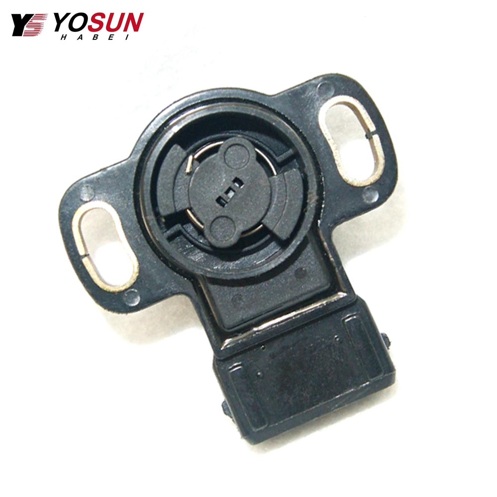TH247 TPS Throttle Position Sensor MD614772 Untuk Mitsubishi Pajero Eclipse Carisma Colt Lancer L300 Mitsubishi Galant