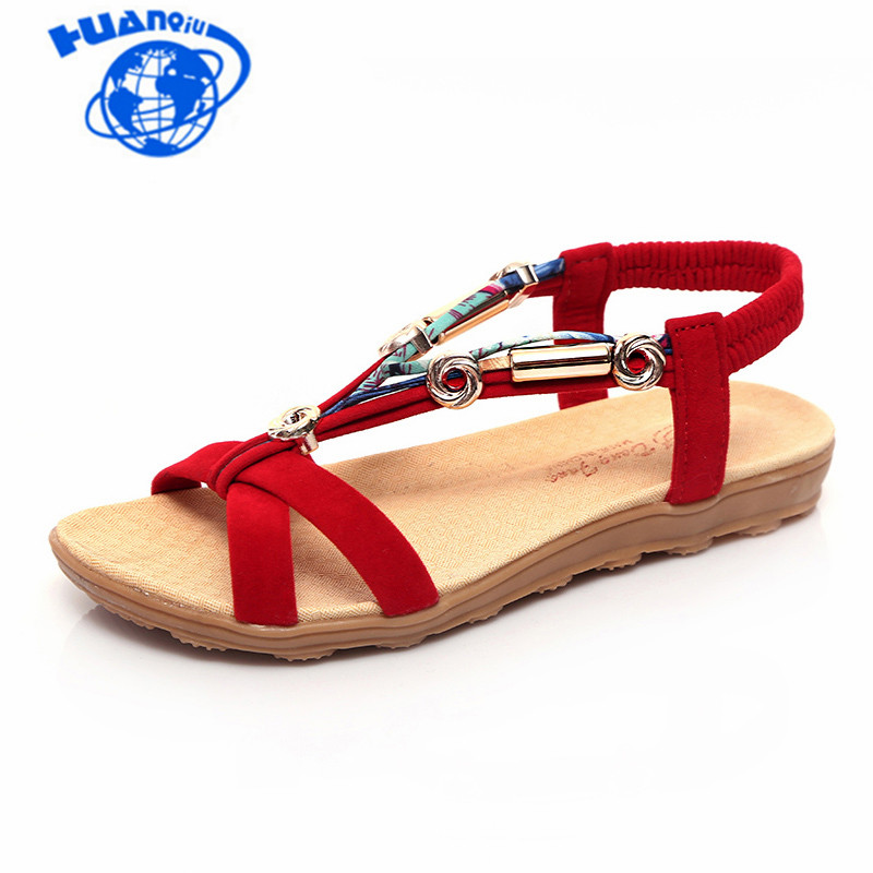 6c099dafa6d33 Women Sandals Women Flats Sandals Fashion Flip Flops Shoes ...