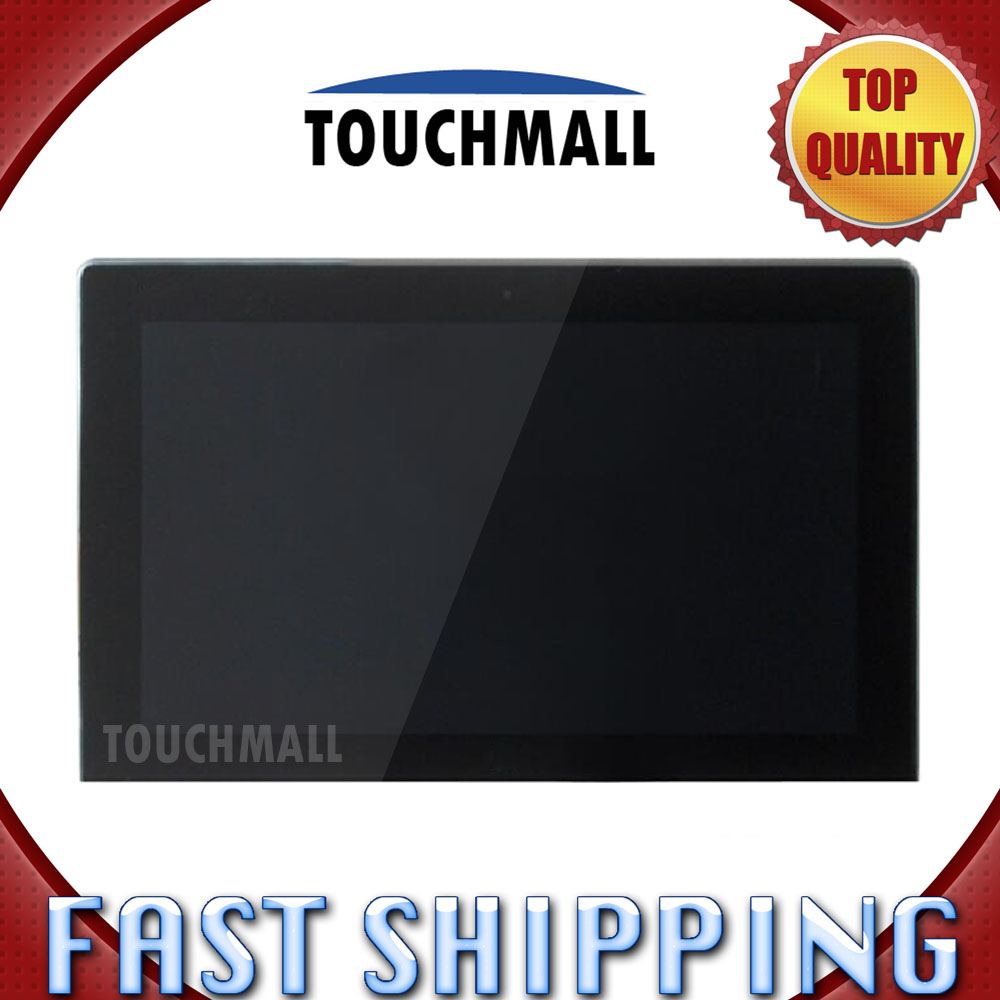For New LCD Display Touch Screen with Frame Assembly Replacement Lenovo Miix 2 11 11.6-inch Black Free Shipping