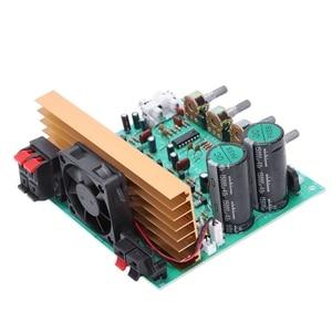 Image 5 - Аудио усилитель доска 2,1 канала 240 Вт высокой мощности Мощность сабвуфер усилитель доска Ампер Dual Ac18 24V дома Театр