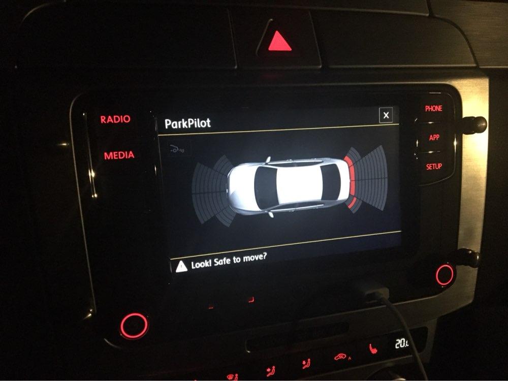 AIDUAUTO Stereo Autoradio RCD510 USB Lettore MP3 USB AUX PER VW Golf 5 6 Jetta MK5 MK6 CC Tiguan Passat Polo - 5