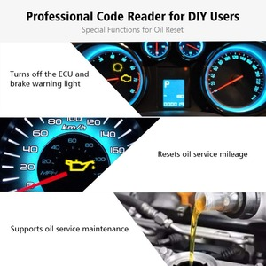 Image 4 - Autel DiagLink Full System OBD2 Scanner Car Diagnostic Tool OBD 2 EOBD Code Reader Engine ABS Airbag Transmission PK MD802 MD805