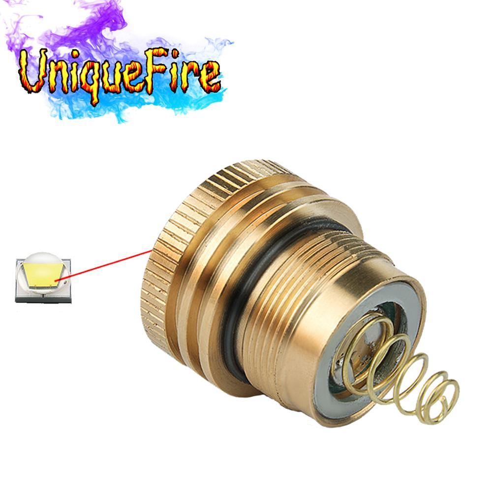 قطره نگهدارنده لامپ UniqueFire 1508 XML در حالت چراغ چراغ LED ماژول 3 مناسب برای چراغ قوه 38mm / 50mm / 67mm / 75mm