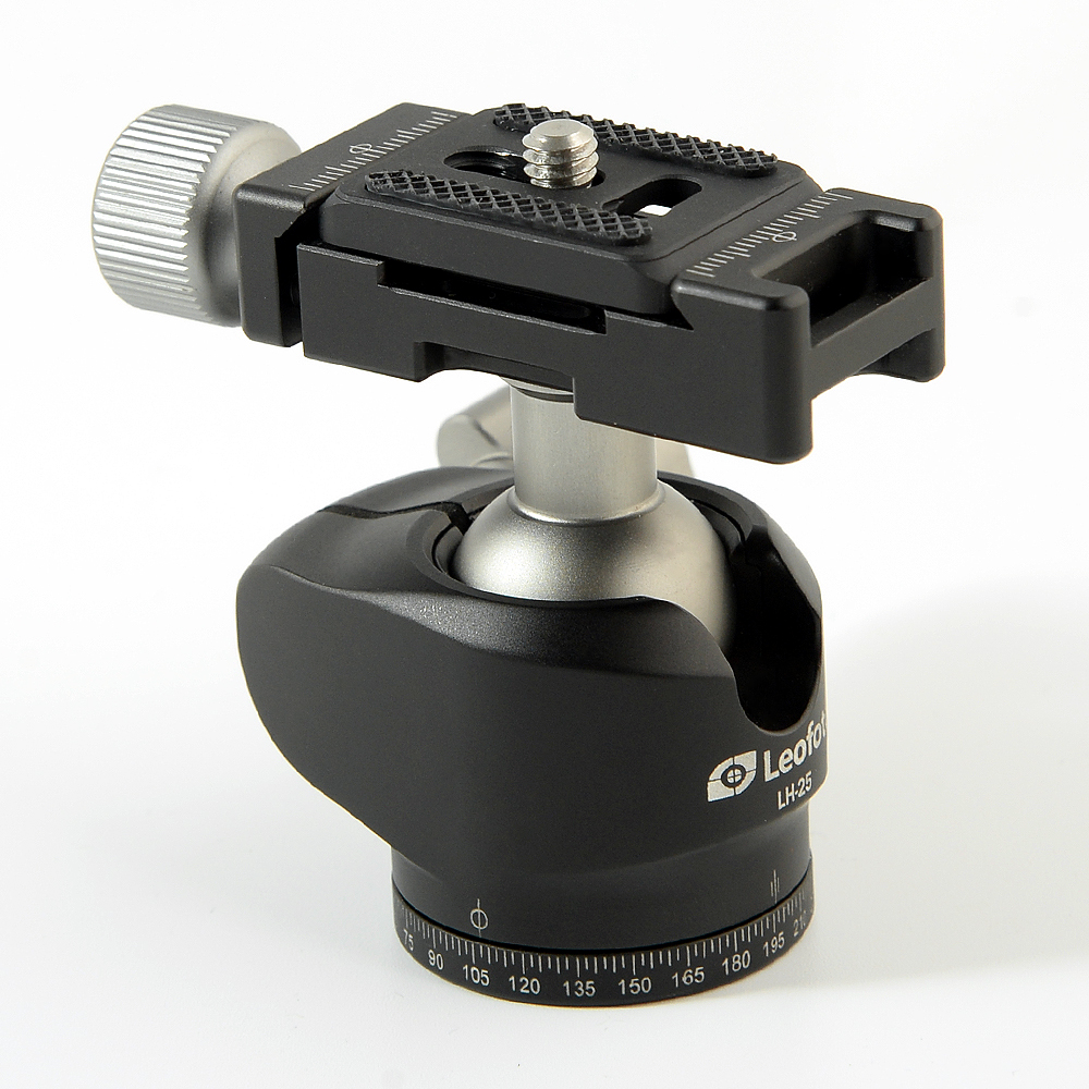 Aluminum Alloy Tripod ballhead / Ball Head With Quick <font><b>Release</b></font> Plate Maximum Load 6KG For Benro Manfrotto Mini Table Tripod