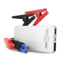 New Multifunctional 68800mAH 12V 4 USB Portable Mini Car Jump Starter Battery Charger Power Bank For