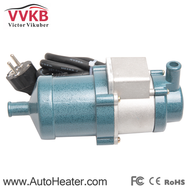 Diesel Engine Preheater Rapid Heating Security Easy To Use with The Pump Voltage 110v Power 1000w North America Be Applicable