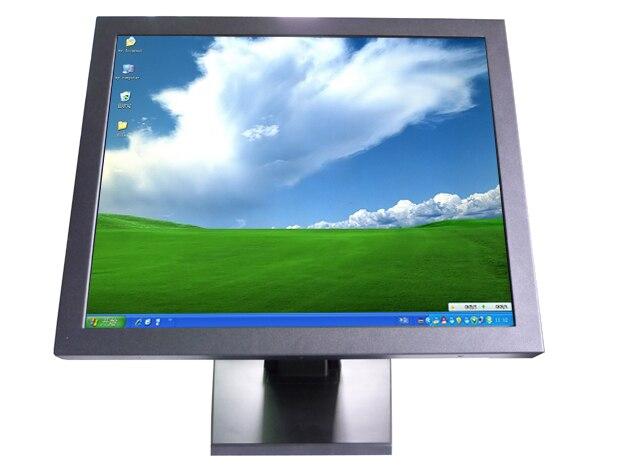 17 polegada Lcd Infrared Multi Touch Monitor/Monitor Touch Desktop/Monitor LCD para POS display