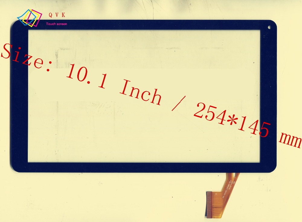10.1 Inch For Storex Ezee Tab 10Q16-S  Lc10Qc  Capacitive Touch Screen Panel Repair Replacement Free Shipping