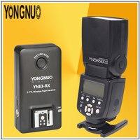 YONGNUO YN565EX III Radio TTL Speedlite Flash Speedlight + YNE3 RX 2.4Ghz E TTL Wireless Flash Receiver Trigger For Canon Camera