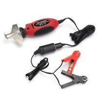 Garden Chainsaw Sharpener 12V Electric Handheld Saw Filing Chainsaw Chain Sharpener For Garden Tool Parts