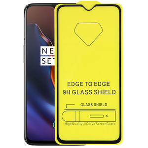 9D Full Cover Tempered Glass For Oneplus 7 Pro 6 6T 5 5T Screen Protector Glass On One Plus 7Pro 6T 5T Protective Glass