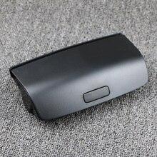 Черные солнцезащитные очки коробка чехол автомобильный ящик для хранения очков Чехол держатель для VW Golf MK5 MK6 Tiguan Jetta MK5 Passat B6 CC Skoda Yeti