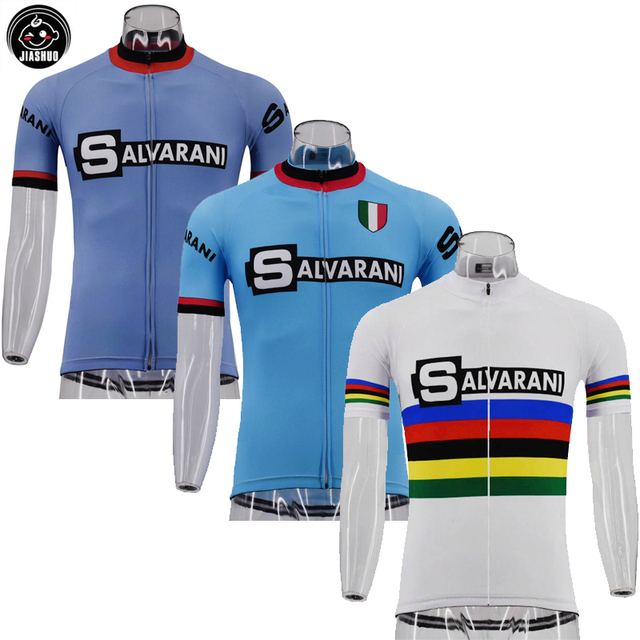 b966f02be8b Multi NEW Italia Classical Retro Champion Maillot pro RACE Team Bike  Cycling Jersey Tops Breathable Customized Jiashuo