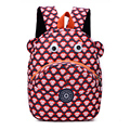 New Printing Nylon Backpack Rucksack Kindergarten School Student Bag for Boys Girls Kids Children Toddlers 10 Color