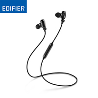 EDIFIER W293BT In Ear Wireless Headphones Noise Cancelling Sports Headset Bluetooth V4 1 Combined With HFP