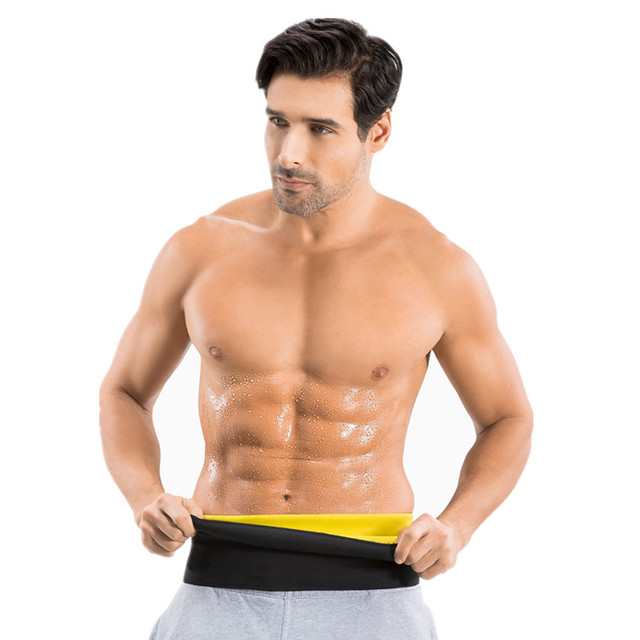 CHENYE Men Body Shapers Vest Slimming Fitness Waist Trainer belts Sweat Shapwear Slimming Shirts Sale Neoprene Weight Loss Tops 1