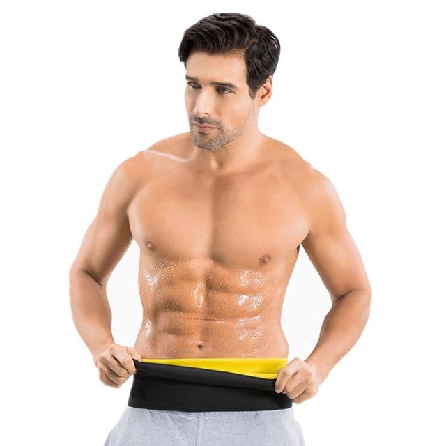 CHENYE Men Body Shapers Vest Slimming Fitness Waist Trainer belts Sweat Shapwear Slimming Shirts Sale Neoprene Weight Loss Tops 1