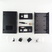 1pc STC T12 DIY Kits DIY T12 Digital Soldering Iron Station ABS Shell Case 133 X