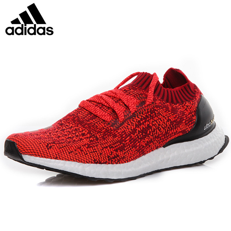 b8a8b741e Adidas Authentic Ultra Boost Uncaged Men s Breathable Running Shoes ...