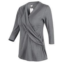 цена на Fashion Women Blouse Casual Loose Solid Shirt Office Tops Femininas Blusas Black Grey Women Clothing Plus Size S-XXL B6238X