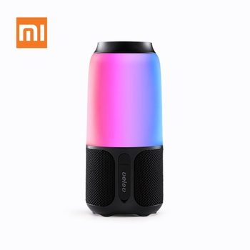 Xiaomi Mijia V03 Bluetooth Speaker Portable Wireless Loudspeaker Dazzle Colorful Night Light Music Induction Sensurround Speaker