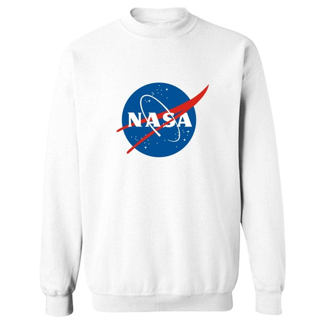 Trendy NASA 4XL Sweatshirt Men Luxury in The Martian Matt Damon Mens Hoodies and Sweatshirts Streetswear for Couples