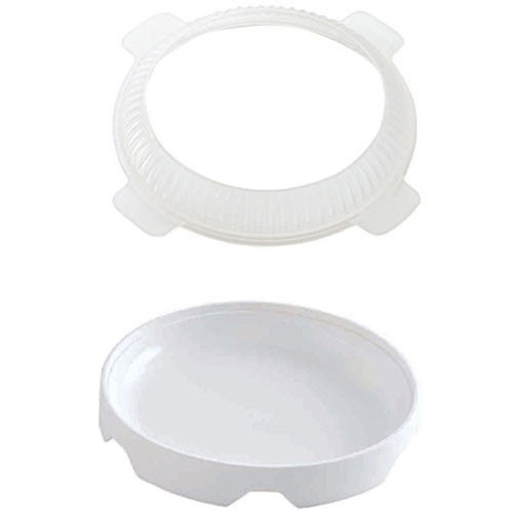 Flat Top Round Shaped Small Ball Silicone Cake Molds For Mousse Dessert Bakeware Easy to Clean Homemade Cake Bakeware White L523