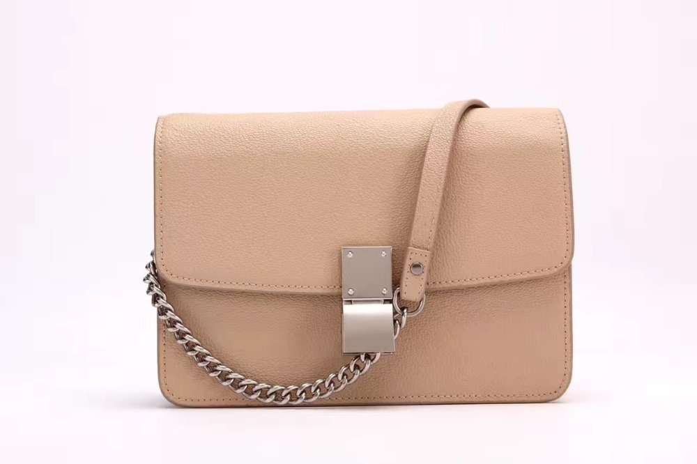 Crossbody Bag 2017 New Brand Designer women  Messenger Bags Genuine Leather chain shoulder bags Square Flap Bag  Ladies Clutch qiaobao 100% genuine leather bags new 2017 fashion brand ladies crossbody shoulder bag women messenger bags l3001