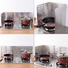 Новое поступление Кухня приготовление пищи Жарка сковорода экран от масляных брызг крышка экран против брызг