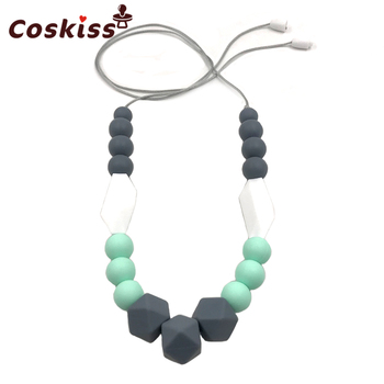 bite bites marble silicone teething beads bpa free silicone nursing necklace for mom necklace baby silicone teether baby teether BPA Free Silicone Teether, Baby Teething Necklace, Infant Babes Nursing Breastfeeding Necklace Toy, Mom Chewable Jewelry