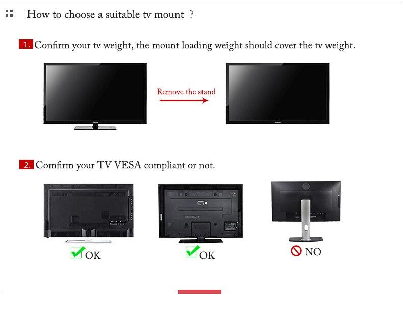 Flat Panel TV Stand Titular Quadro para