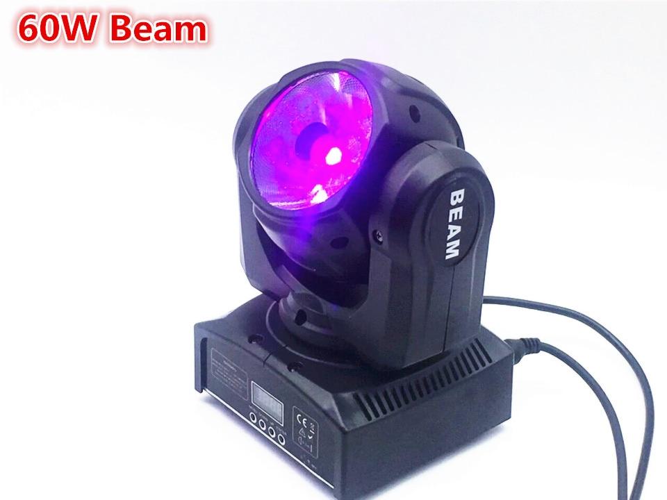 6X60W LED Spot Moving Head Light dj controller LED lamp Light 60W Beam led moving head